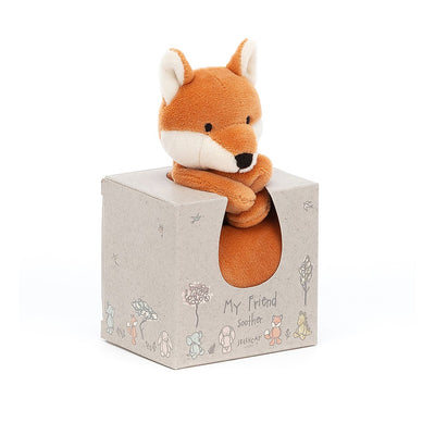 Fox toy soother - Jellycat