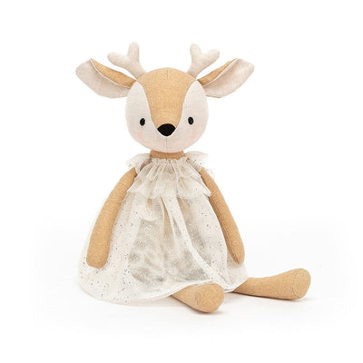 Jellycat soft toy fawn