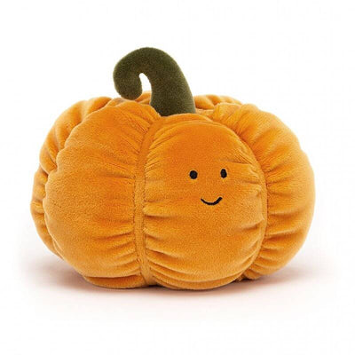 vegetable soft toy - pumpkin