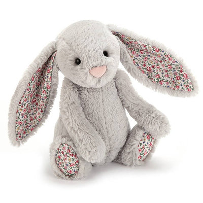 Rabbit toy Jellycat grey