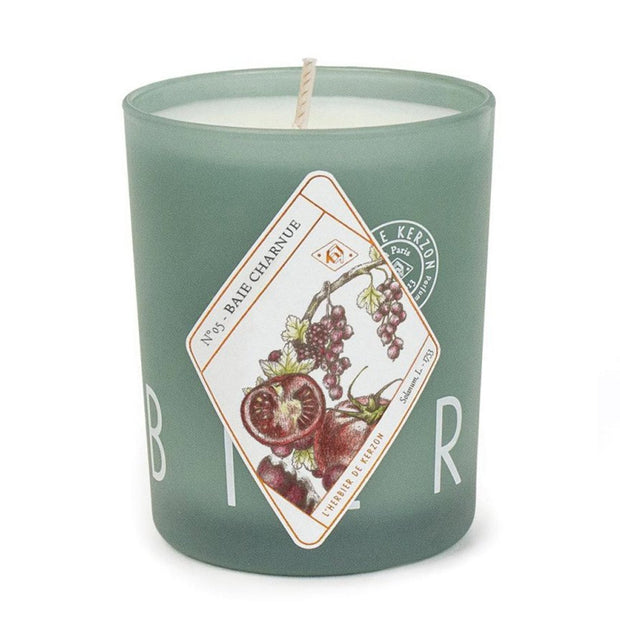 Scented candle - Baie charnue