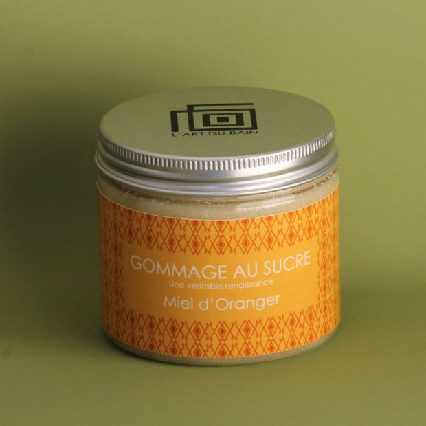 Sugar scrub - Orange Blossom Honey