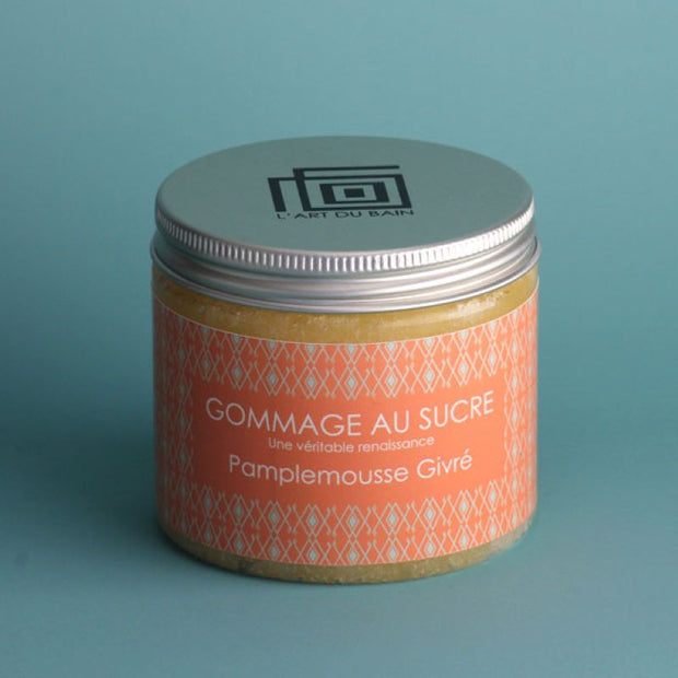 L'Art du bain - Sugar scrub - frosted grapefruit