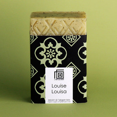 solid soap - Louise Louisa