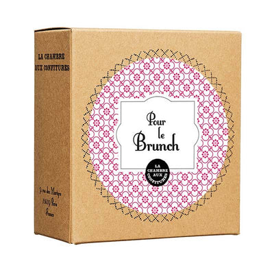 LA CHAMBRE AUX CONFITURES - Brunch jam - set
