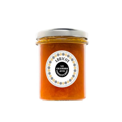 La Chambre aux confitures - Organic apricot jam - made in France