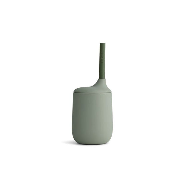 Sippy cup - faune green & hunter green