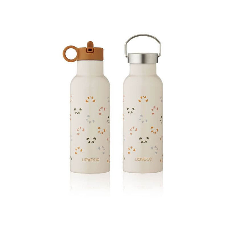 LIEWOOD - water bottle for kids - panda sandy multi mix - original and resistant