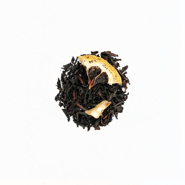 """London 7am"" black tea - Earl Grey and Vanilla"