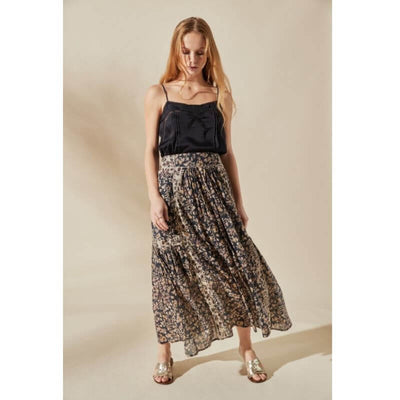 Louizon - Long Skirt Romance - flowery and fluid - perfect for summer