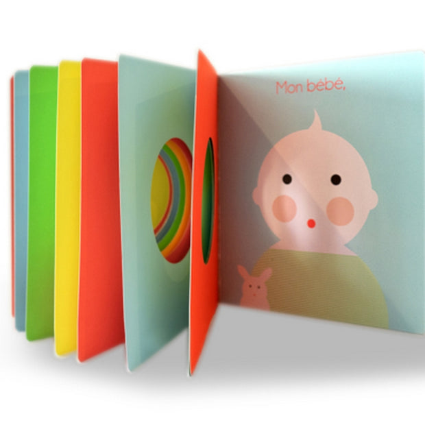 MARCEL & JOACHIM - Illustrated baby book - C'est toi