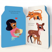 MARCEL & JOACHIM - Illustrated baby book - Milk