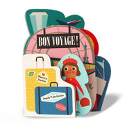 MARCEL & JOACHIM - Illustrated baby book - Bon Voyage