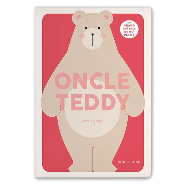 MARCEL & JOACHIM - Oncle Teddy illustrated book for children