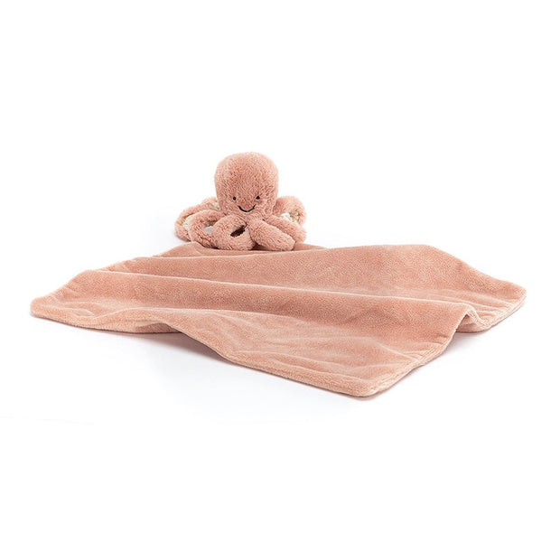soother toy blanket octopus Jellycat