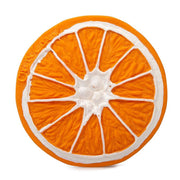 OLI AND CAROL - Clementino the orange - fun and original teething toy - environmental friendly