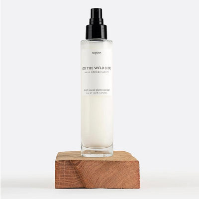 ON THE WILD SIDE - Cleansing face oil - natural, vegan and cruelty free cosmetic product