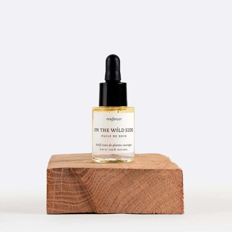 ON THE WILD SIDE - Skincare oil - organic vegan et cruelty free cosmetic
