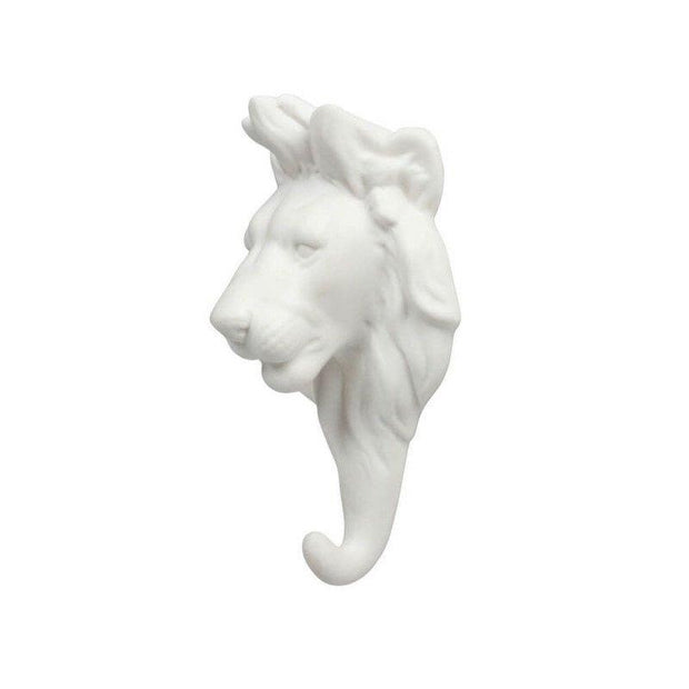 Lion coat hook