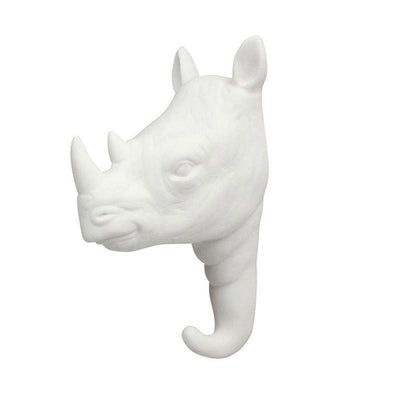 Rhino coat hook