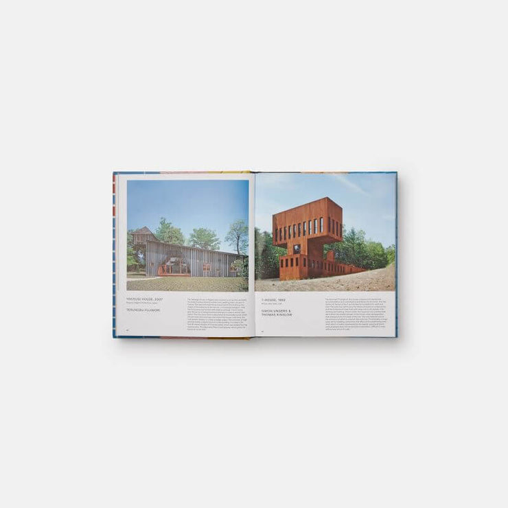 "PHAIDON FRANCE - ""Maisons"" - architectural book"