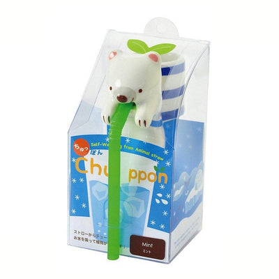 Grow your own mint - Polar bear