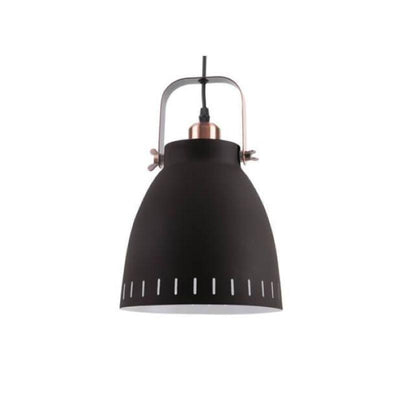 PRESENT TIME - modern and elegant Hanging light mingle - black