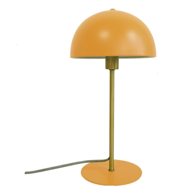 PRESENT TIME - Table lamp bonnet - curry