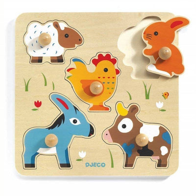 Wooden puzzle - Hihan & Co