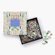 Rifle Paper Co - jigsaw puzzle - camont - charming and relaxing activity