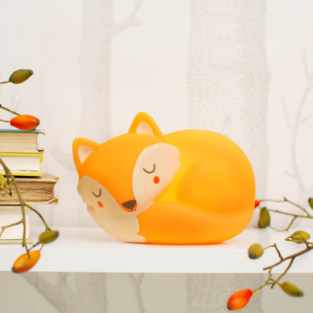 Sass & Belle - night lights - cute fox - birth gift idea and birthday