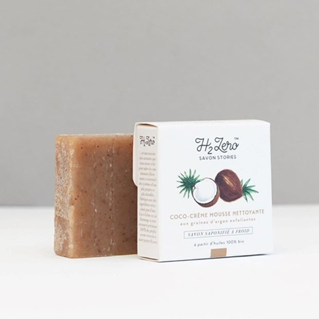 SAVON STORIES - coco cream - Organic and vegan