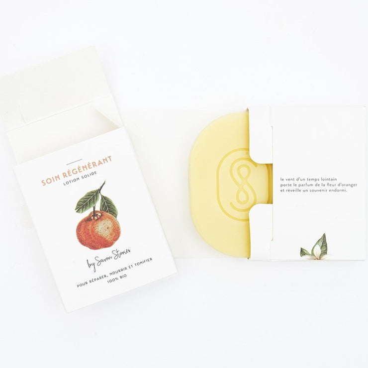 Solid body balm - Tangerine