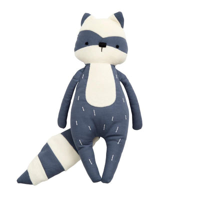 SEBRA - rebel the raccoon - adorable soft toy for baby
