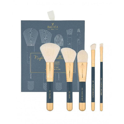 Make-up brushes set - Dark blue