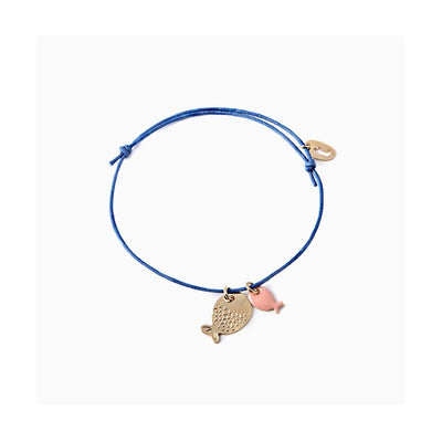 TITLEE - Fish adjustable bracelet - adults and kids