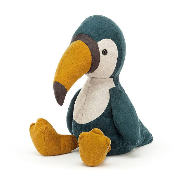 Jellycat soft toy toucan