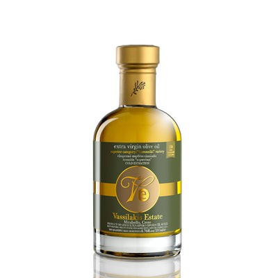 "Olive oil - ""Vassilakis Estate"" 200ml"