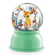 Night light snow globe - Fawn