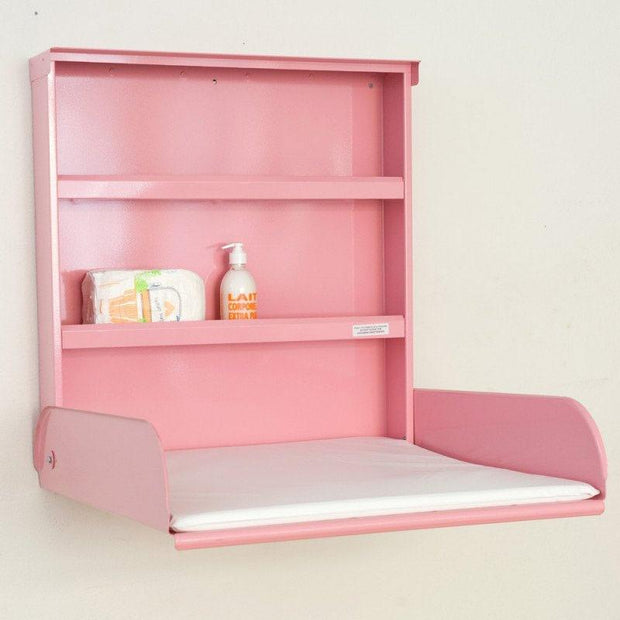 FIFI baby changing table - Soft Pink