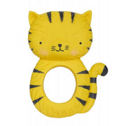 Natural rubber teething ring - Tiger