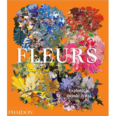 PHAIDON FRANCE - fleurs - lifestyle book about flowers