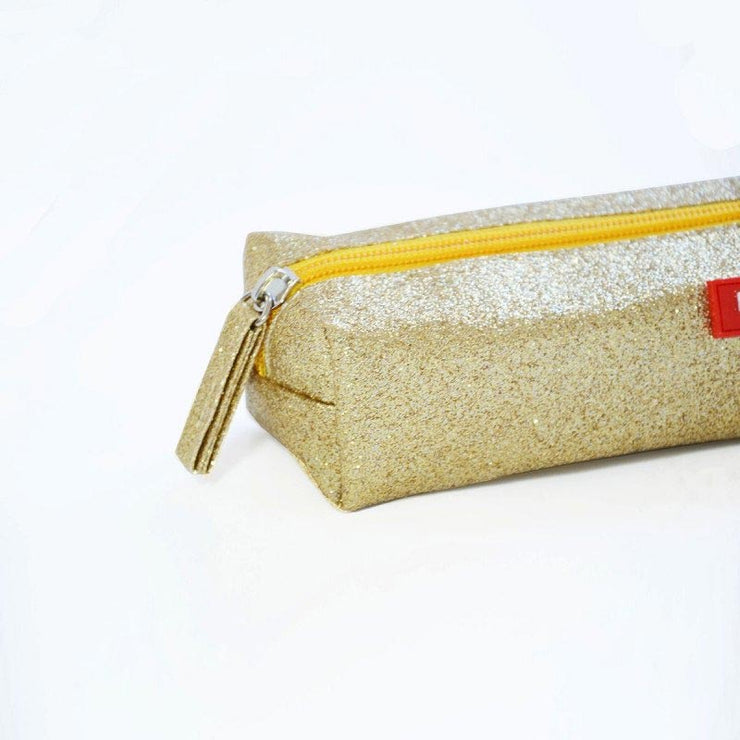 Pencil case gold - Bakker Made With Love