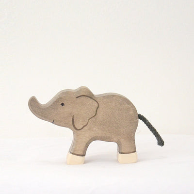 Handmade Wooden Small elephant