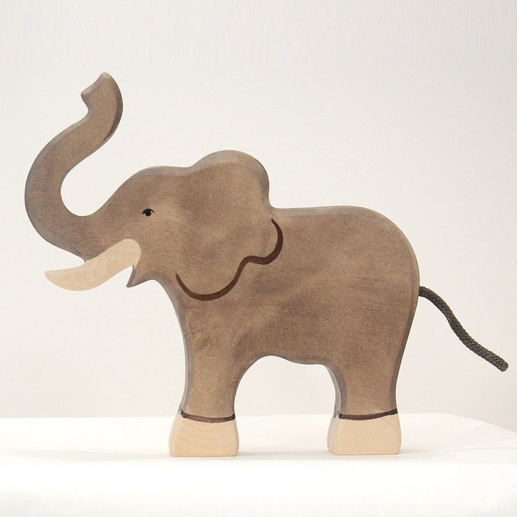 Handmade Wooden Big Elephant