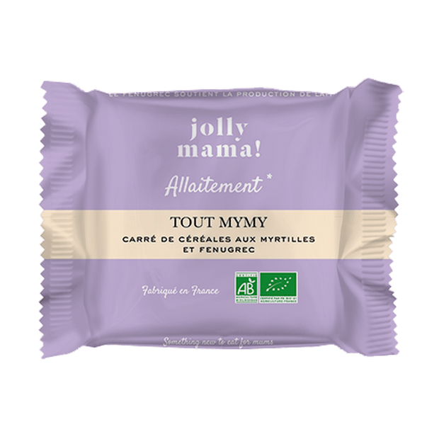 Jolly Mama snack - Breastfeeding