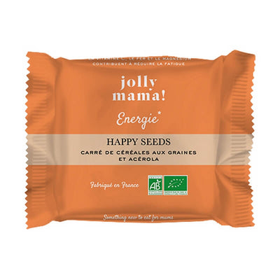 Jolly Mama snack - Energy Acerola