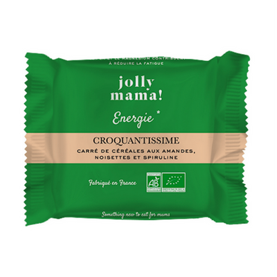 Jolly Mama snack - Energy almonds & nuts
