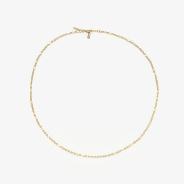 Molto simple necklace - Ivory