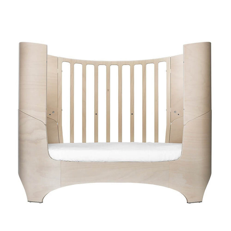 White wash convertible baby bed - Leander